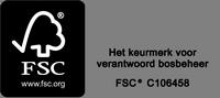 Victoria Bouw Keurmerk fsc
