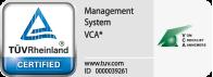Victoria Bouw VCA Certificaat